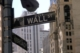 """Street sign that says """"Wall Street."""""""